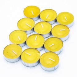 Velas de Citronela Antimosquitos (pack de 18) - 4,55 €