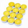 Velas de Citronela Antimosquitos (pack de 18) - 4,72 €
